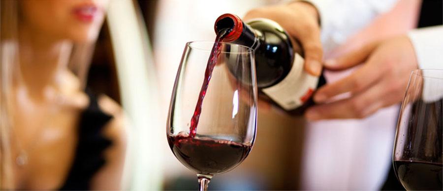 Servizio vino colli piacentini